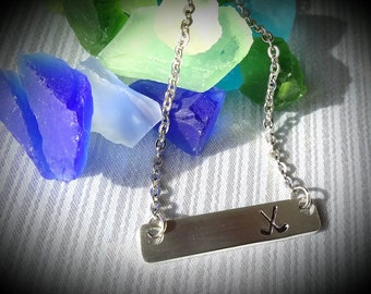 Field Hockey Necklace, Custom Sport Necklace, Personalized Necklace, Field Hockey Mom Necklace