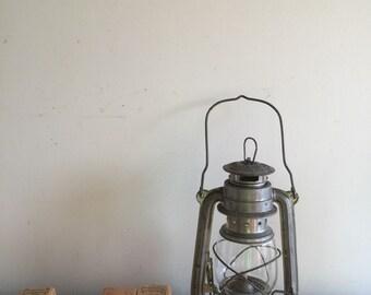 Silver grey made in China hurricane lamp