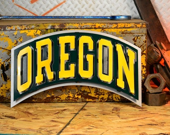 University of Oregon Wall Decor