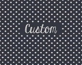 CUSTOM COLOUR COMBINATION