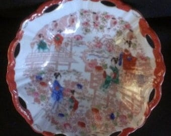 Geisha Girl Bowl (532)