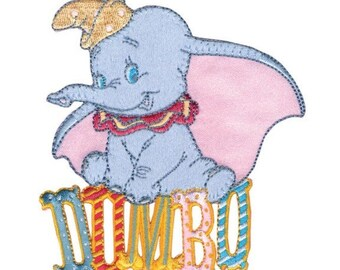 Dumbo Outfit with Ruffle Pants and Matching Onesie
