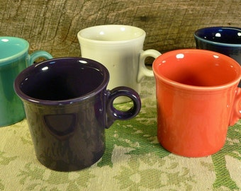 FIESTA MUGS: Choice of Colors***Outlet Price***