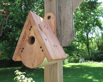 A frame Birdhouse