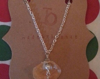 Birthday Necklace-January