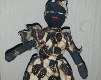 Soft Jamaican Doll