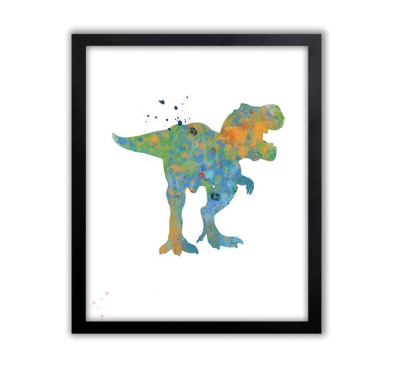 T rex t rex art boys room art boys room decor boys wall for T rex bedroom decor