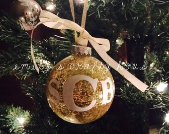 Custom Small Personalized Ornaments