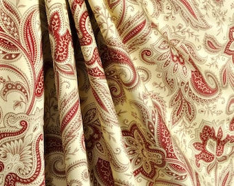 Items similar to Fabric Shower Curtain High end designer Findlay ...