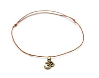 Bracelet OM bronze