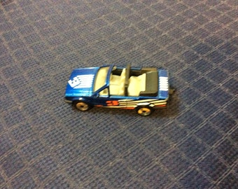 Matchbox High Quality Die Cast  Vintage Ford Escort Cabriolet