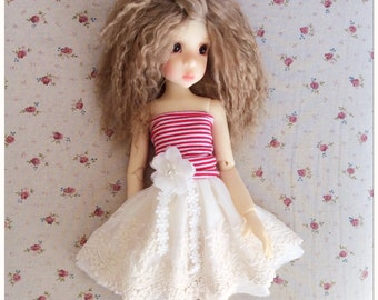 Kaye wiggs MSD outfit Abby outfit Mei Mei outfit Kaye wiggs doll dress Kaye wiggs doll clothes