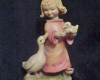 Anri Woodcarving FERRANDIZ 'Proud Mother'  6.0 Inch Figure  Juan Ferrandiz