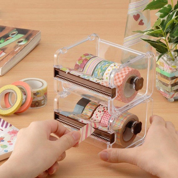Love this washi tape dispenser