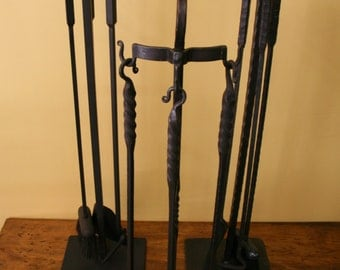 Shop for fireplace tool set on Etsy