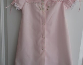 Tucked Baby Gown with Diaper Cover