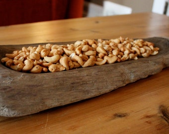 Driftwood Snack Bowl
