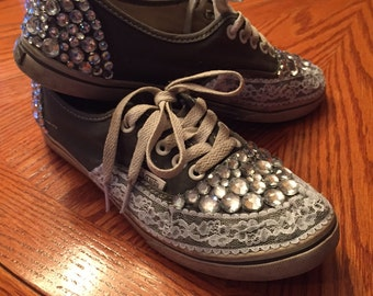 Rhinestone Shoes