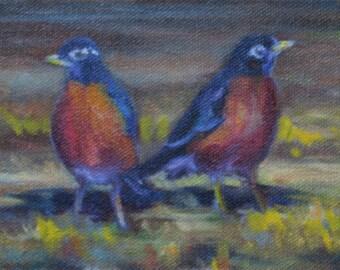 Three Robins 3x9