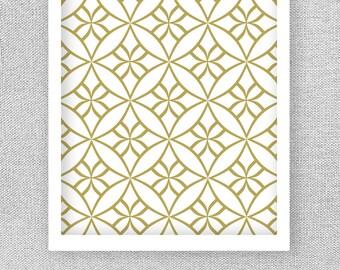 Printable Art, Gold Art Print, Instant Download Art, Gold and White Art, Bedroom Art, Living Room Art, Printable Gold Art, Digital Art Print