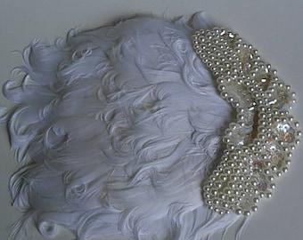 Bridal Hair Comb. Great Gatsby Hair Comb.