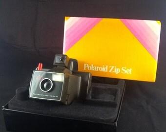Polaroid Land Camera Polaroid zip set instant ready vintage camera, vintage polaroid retro polaroid hipster camera land camera hipster pack