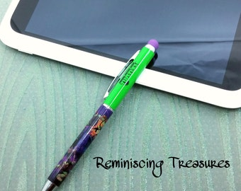 Teenage Mutant Ninja Turtles Stylus Pen for Tablets, Smartphones and Touch Screen