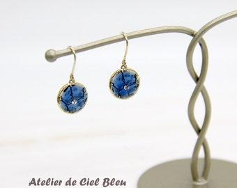 Virgo Earrings, Zodiac Virgo Earrings, Gold Plated Virgo Earrings, Zodiac Virgo Earrings, Horoscope Earrings, Zodiac Jewelry