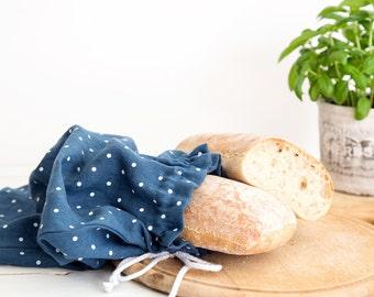 Natürliche Bettwäsche Brot Beutel - Beutel - Aufbewahrungstasche