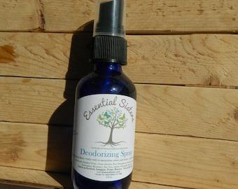 Deodorizing Room Spray, Herbal Spray, Neutralizing Spray, Fresh Scent, Lemongrass Spray, Citronella Mist