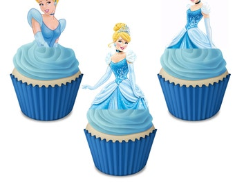 ... cinderella birthday cinderella party cinderella cake topper decoration