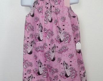 Disney Princess Pink Pillowcase Dress