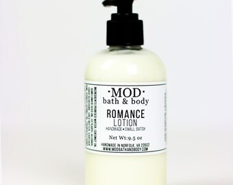Hand and Body Lotion Romance Scent