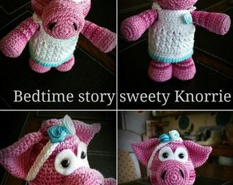 Bedtime story sweety Piggy