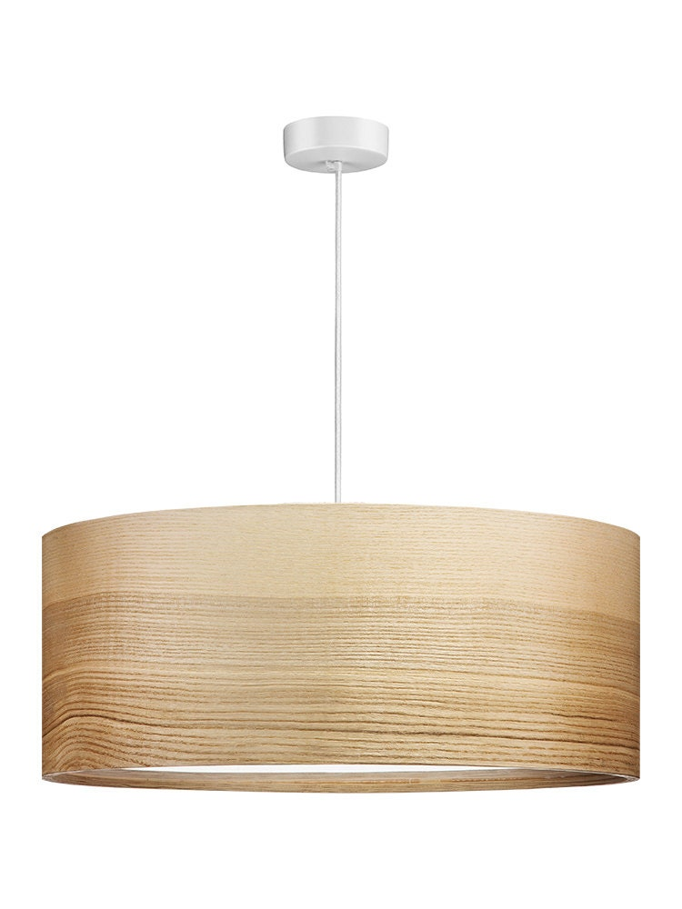 Pendant Lights Modern Lamp Natural Ash Shade Home Decor Ambient Lighting Natural Art: home decorators lamp shades