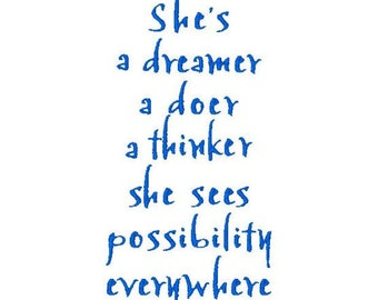 Possibilities Everywhere Quote