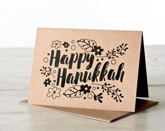 Hanukkah Greeting Cards, Box of 6