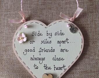 Friendship heart