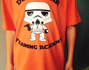Childrens customised Star Wars shirts