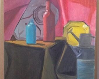 stilll life painting