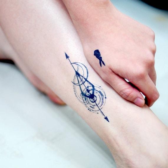 Fl 232 Che Tatouages Lune Tatouage Boho Temporaire Tatouages