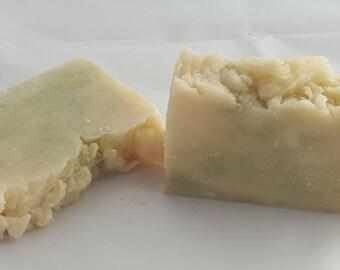 White Sage & Sea Salt Soap
