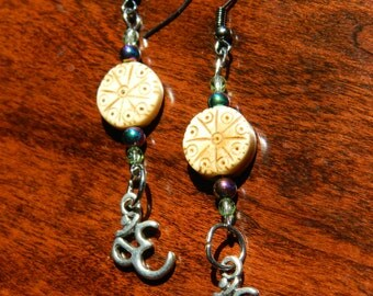 Sound of Time Earrings
