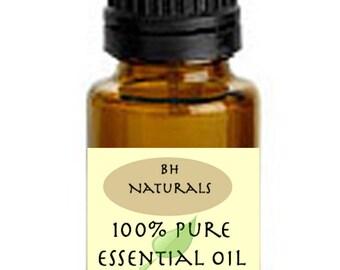Tea Tree Essential oil 10ml USDA Organic BH Naturals