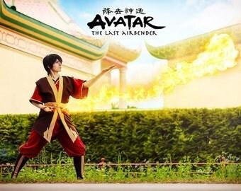 Avatar's costume: Zuko,Wan, Kuvira