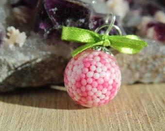 Pink Sprinkles Orb