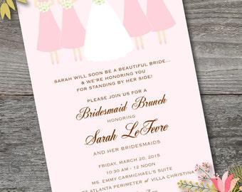 Bridesmaid luncheon Etsy
