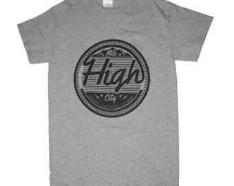 Denver Colorado - Shirt - Mile High City Shirt