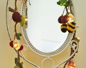 Orchard Fairy Light Garland