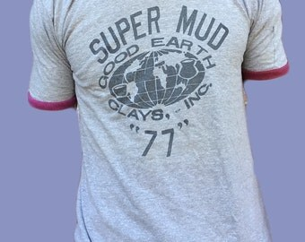 Super Mud! Good Earth 70's Tee
